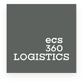 "ECS 360 Logistics ""You make it, we move it"" Logo"