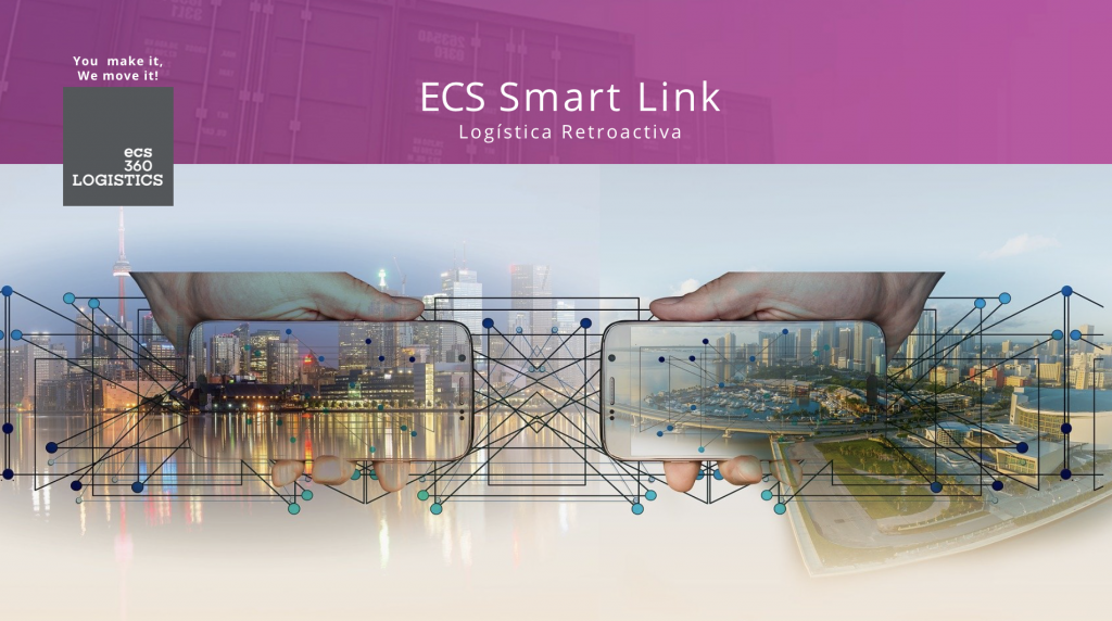 Smart Link Gestion aduanera ECS 360 Logistics